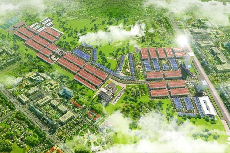 Tổng thể dự án Feliia City Bình Phước