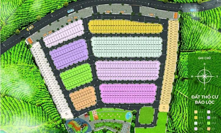 Làng Pháp Bảo Lộc Resort & Spa