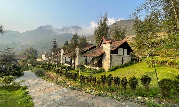 Biệt thự Làng Pháp Bảo Lộc Resort & Spa