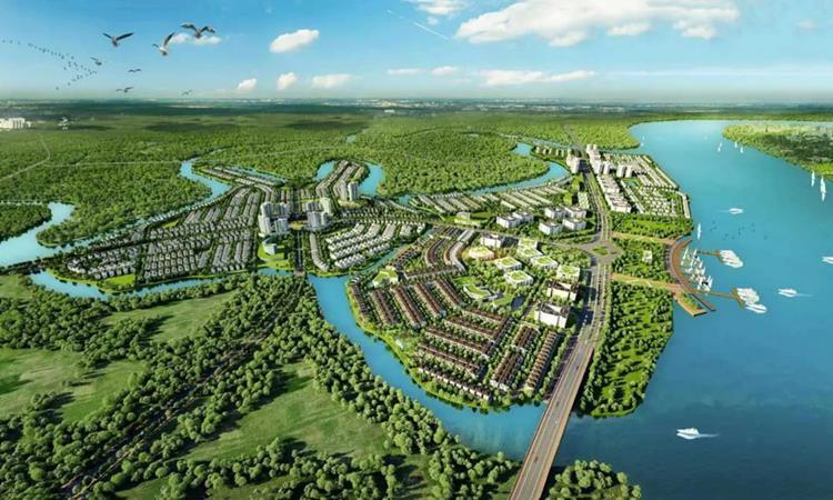 Khu đô thị sinh thái Aqua Riverside City Đồng Nai