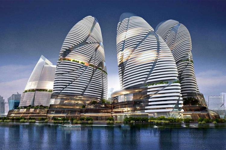 Phối cảnh dự án Suối Tiên Complex Bình Thạnh