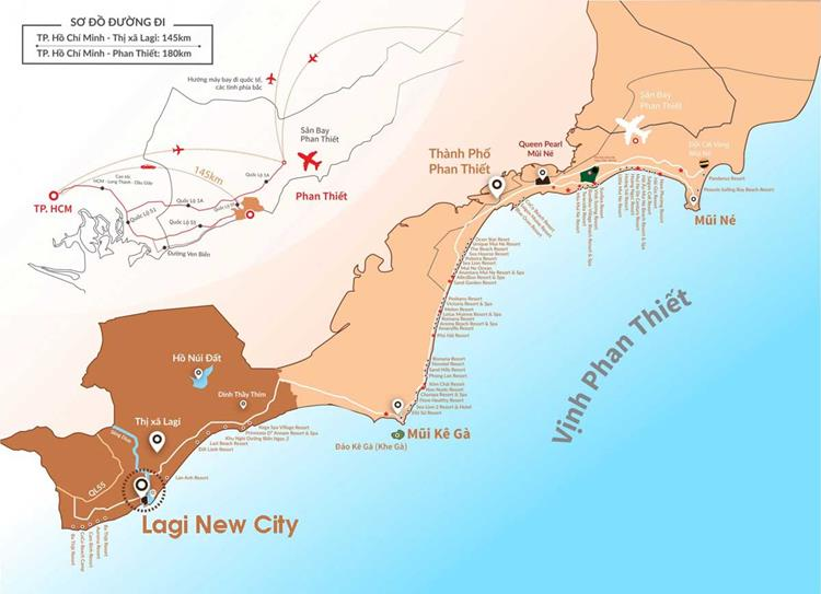 Lagi New City