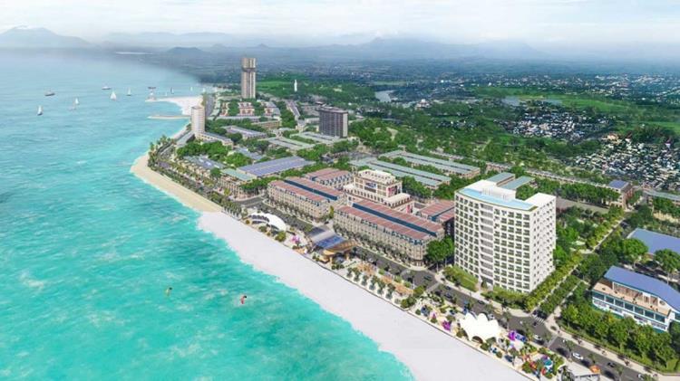 Tổng quan khu đô thịLagisan Harbour City Bình Thuận