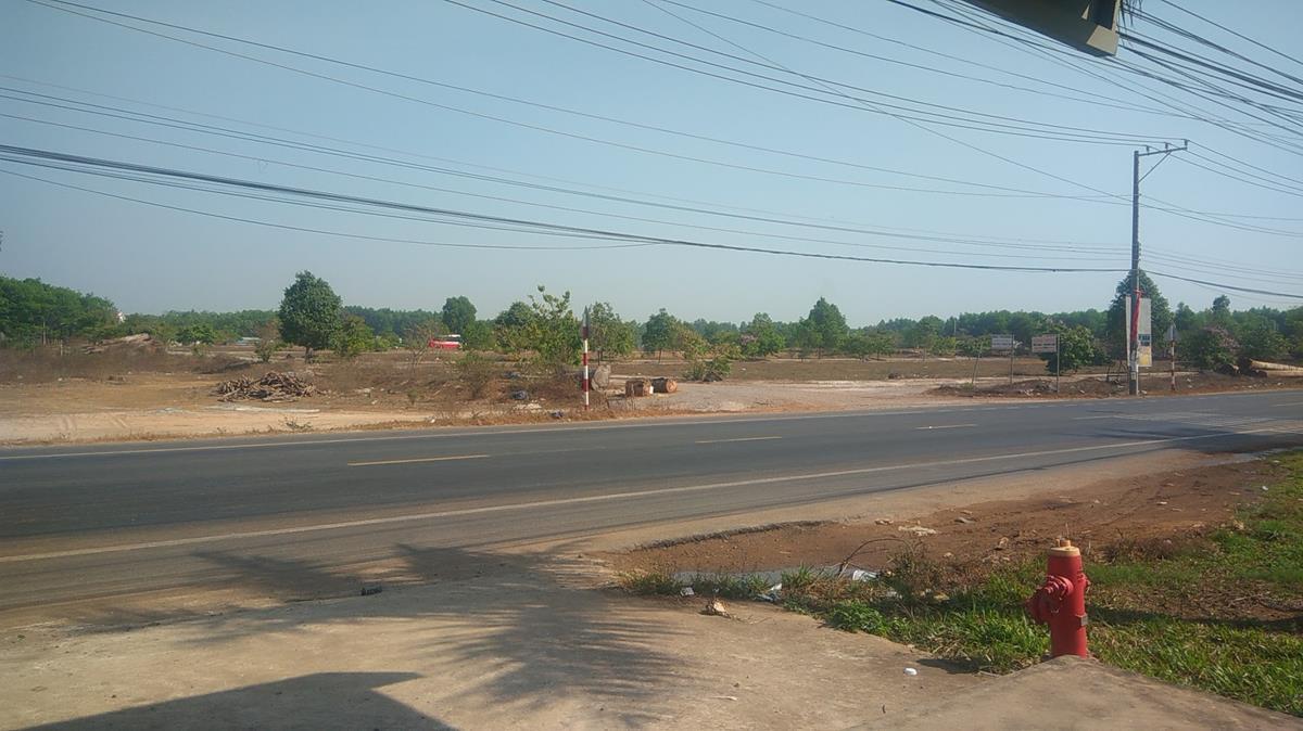 Bán đất thổ cư mặt tiền tỉnh lộ DT769, đối diện chợ Lộc An, Long Thành