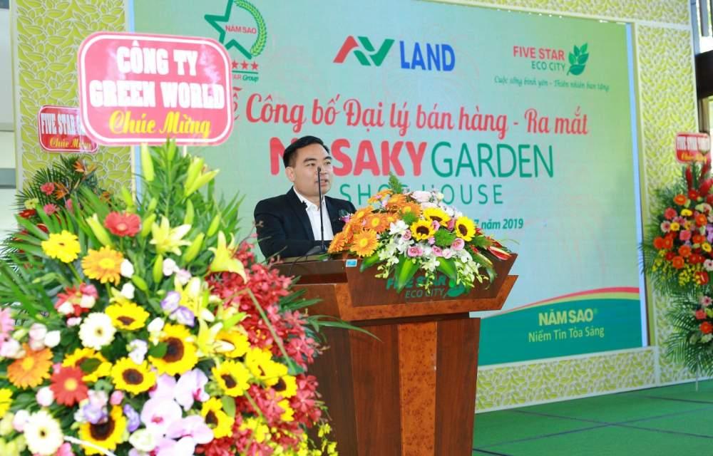 Công bố dự án Nasaky Garden Shophouse