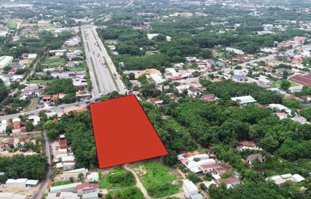 Đoạn màu đỏ chính thức được giải toả và đền bù