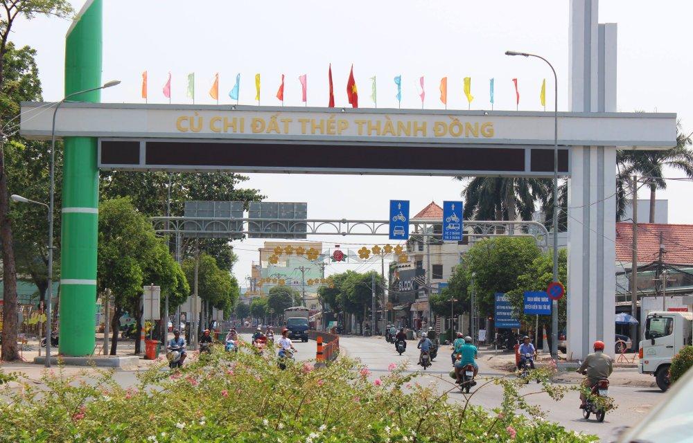 Củ Chi đất thép Thành Đồng