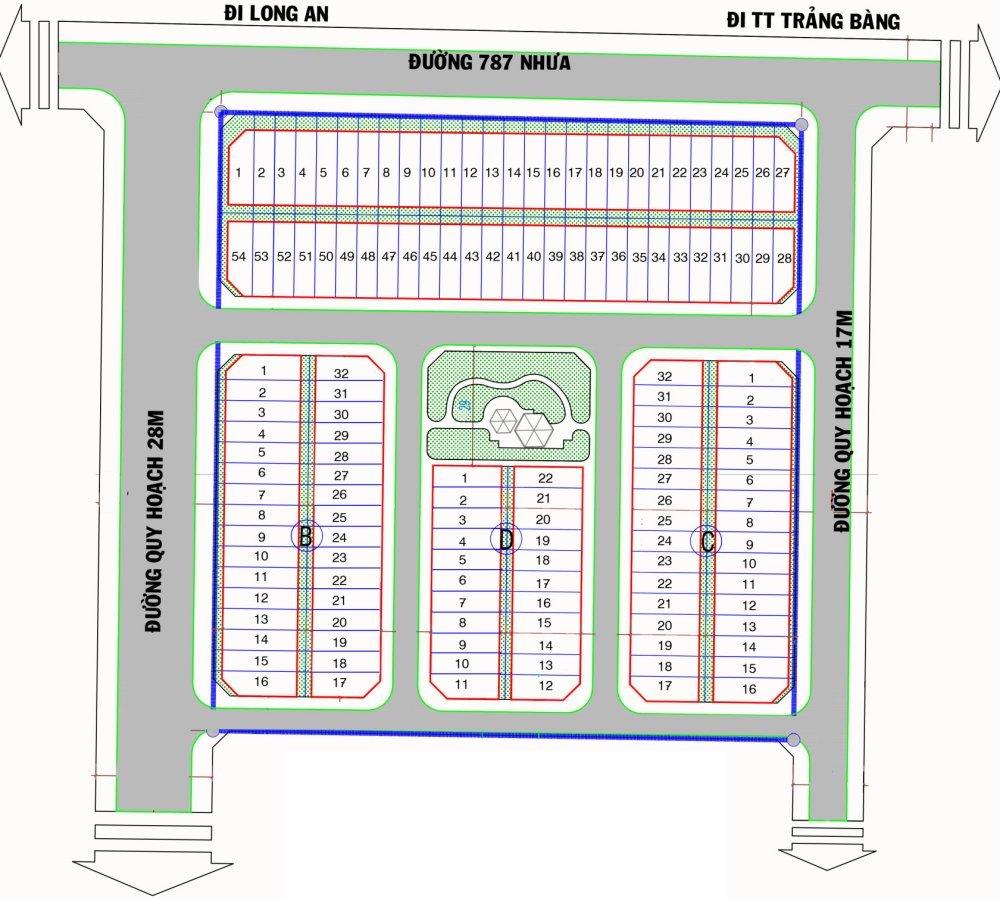 Tiện íchMai Anh Mega Mall Trảng Bàng Tây Ninh