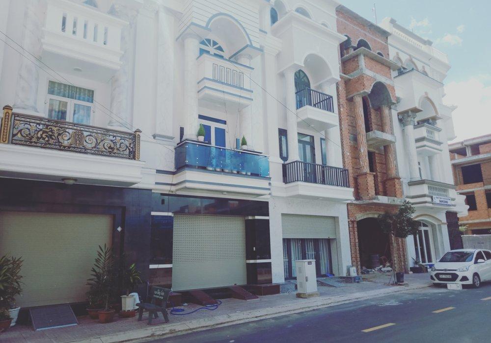 Hình ảnh thực tế dự ánMai Anh Mega Mall Trảng Bàng Tây Ninh