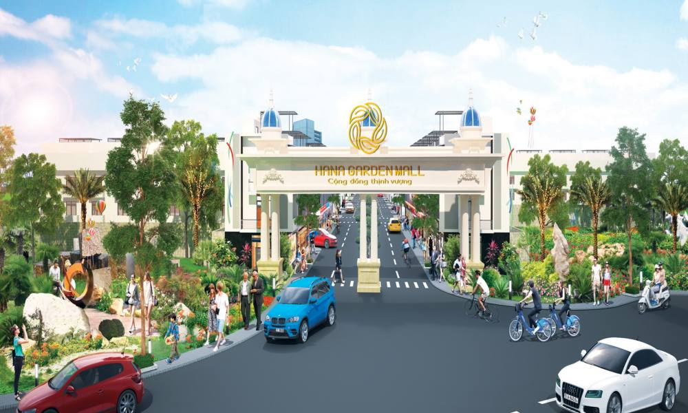 Dự án Hana Garden Mall