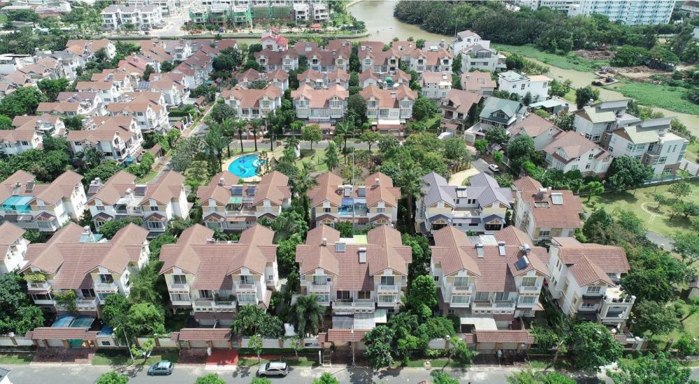 Phối cảnh biệt thự dự án Cửa Lò Beach Villas Nghệ An