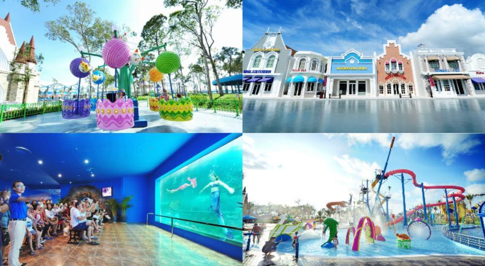 Tiện ích dự án Cửa Lò Beach Villas Nghệ An