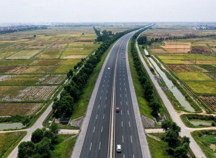 Đường cao tốc Bắc Nam (Đoạn hoàn thành)