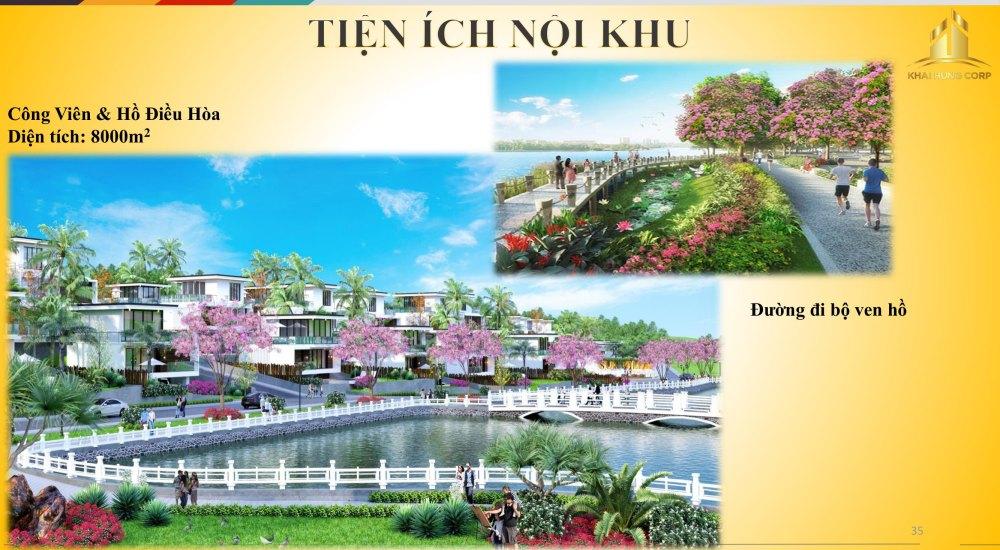 Tiện ích nội khu dự án Bảo Lộc Sun Valley Lâm Đồng