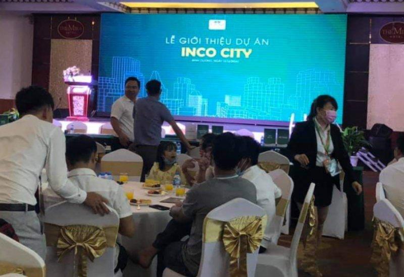 Lễ giới thiệu công bố dự án đất nền INCO City Bình Dương