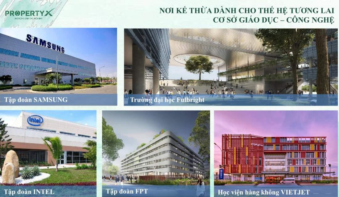Tiện ích liền kề dự án Saigon Garden Riverside Village