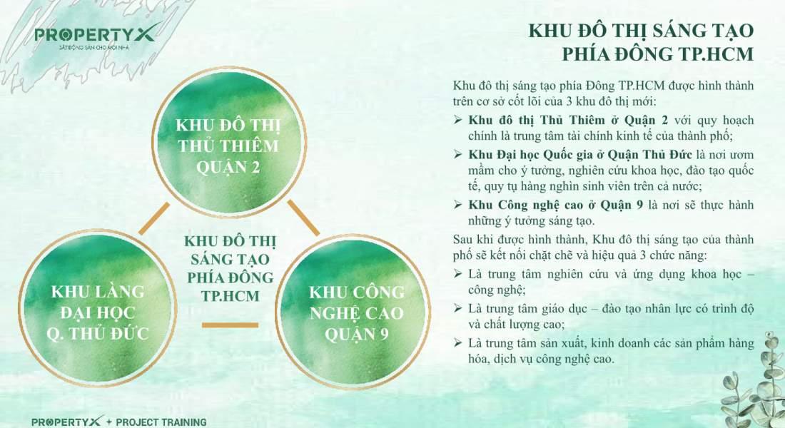 Chuyên gia đánh giádự án Saigon Garden Riverside Village
