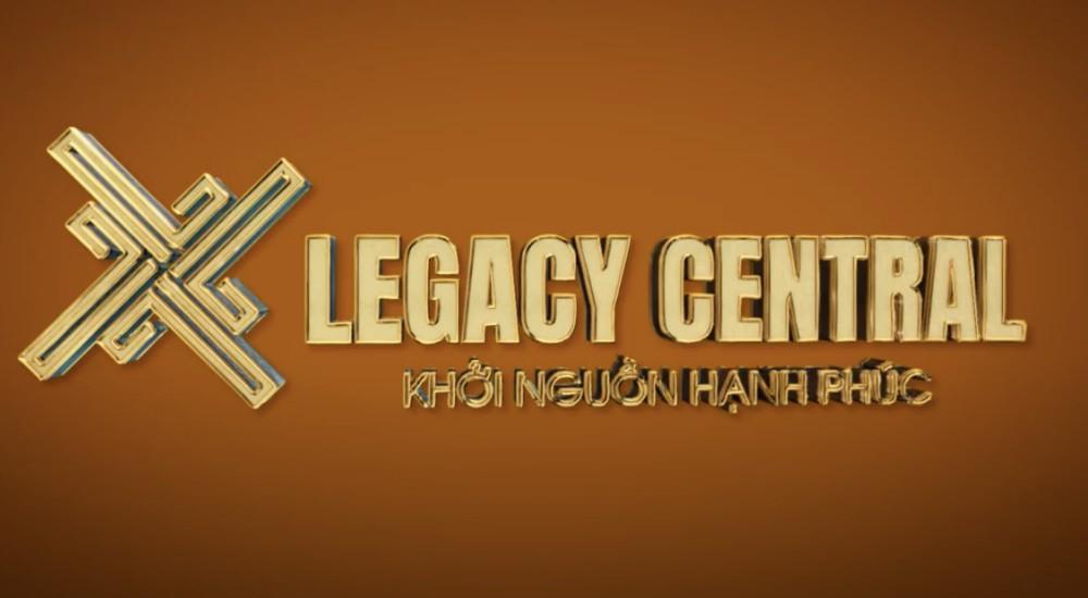 Logo dự án căn hộ Legacy Central