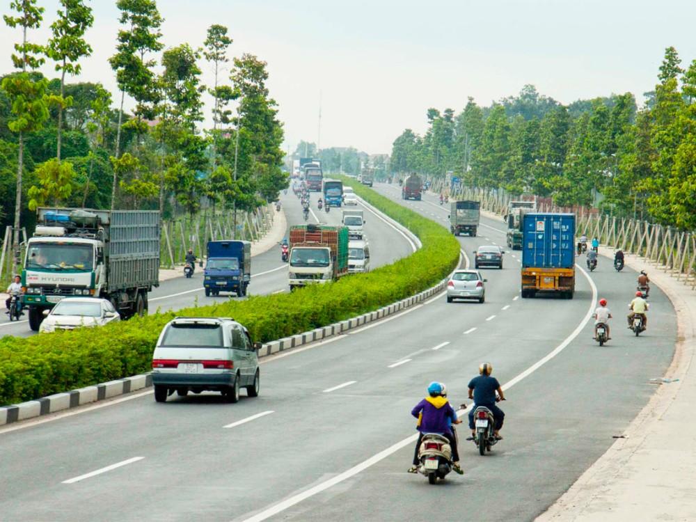 Trục đường Mỹ Phước Tân Vạn đã hoàn thiện 80%, dự kiến thông toàn tuyến trong năm 2020
